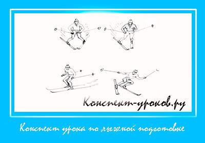 конспект-урока-по-лыжной-подготовке